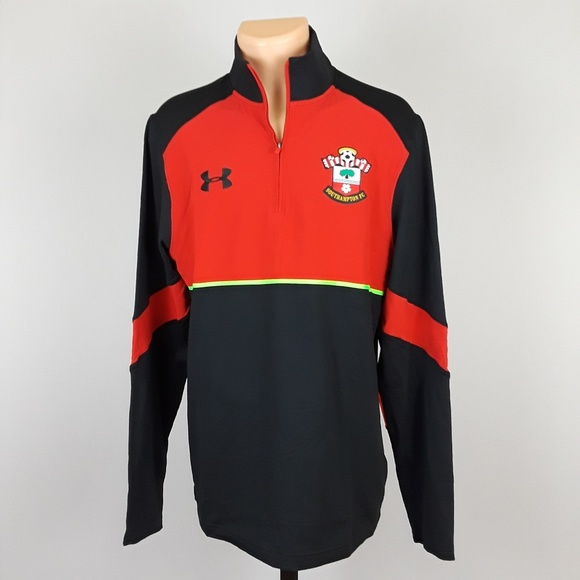promo code 28aab 75855 Southampton FC Under Armour Men's Soccer jersey NWT